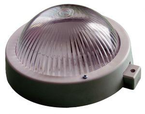 Материал рассеивателя: поликарбонат.  Оснащен оптико-акустическим выключателем в корпусе.  Артикул.